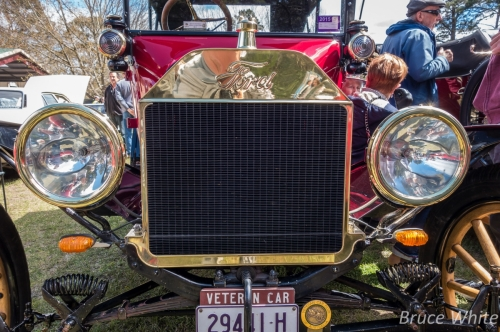 20150927 CarShow HillView Supermoon 13