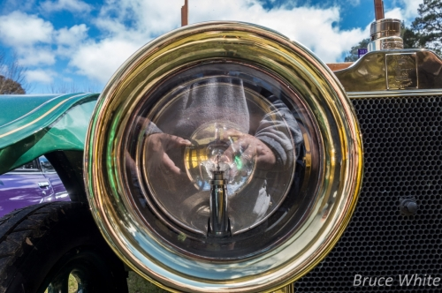 20150927 CarShow HillView Supermoon 18