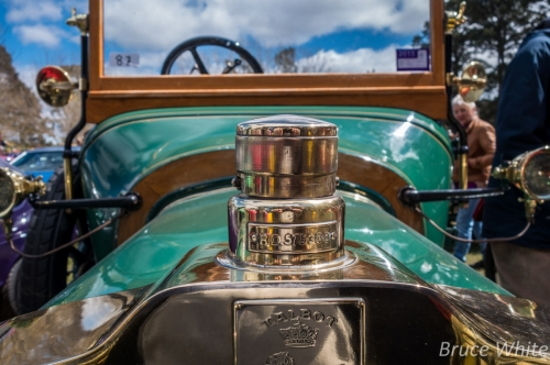 20150927 CarShow HillView Supermoon 19