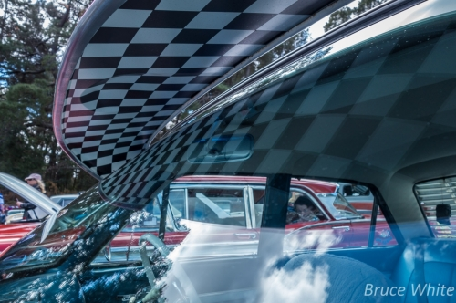 20150927 CarShow HillView Supermoon 26