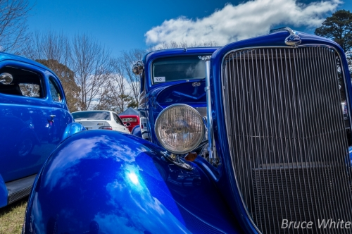 20150927 CarShow HillView Supermoon 40